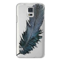 Samsung Galaxy / LG / HTC / Nexus Phone Case - Feather, make the... ($40) ❤ liked on Polyvore featuring accessories, tech accessories and android case