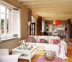 уютный дом: пространство