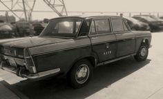 Seat 1500 Taxi de Madrid-1a serie