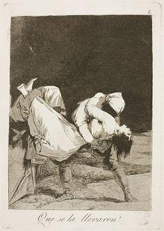 File:Museo del Prado - Goya - Caprichos - No. 08 - Que se la llevaron!.jpg