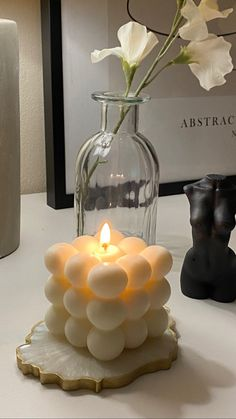 Best Candles, Diy Candles, Soy Wax Candles, Small Room Bedroom, My Room, Photo Candles, Minimalist Room, Homemade Candles, Candle Shop