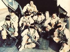 The Legendary 'Bravo Two Zero' unit that was sent behind enemy lines to destroy scud missiles in Iraq, 1991. Only three members survived.