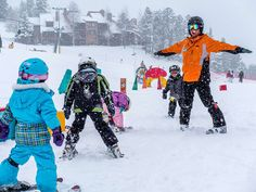 ANGEL FIRE NAMED ONE OF THE BEST FAMILY FRIENDLY SKI RESORTS IN AMERICA