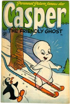 Casper the Friendly Ghost #8 File Copy (Harvey, 1953) via Heritage Auctions