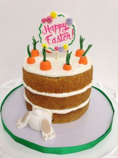 Easter cake Sweet & Saucy Shop