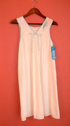 Deadstock S M Small Medium Vintage 100 Nylon by PinkCheetahVintage, $16.99