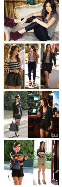 Zoe Hart, Hart of Dixie. There has not been one outfit yet of hers on the show that I didn't want find miraculously had appeared in my closet. I'm still waiting for them to miraculously appear. (Fall Top Outfits)