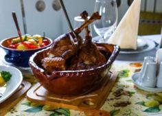 Reštaurácia - Grobský Dvor | Husacina | Slovenský Grob Foodies, Pudding, Beef, Desserts, Custard Pudding, Deserts, Ox, Dessert, Postres