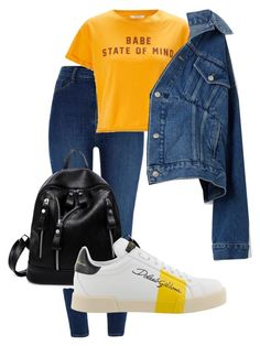 """""""Untitled #111"""" by sofiaosousa on Polyvore featuring River Island, Miss Selfridge, Balenciaga and Dolce&Gabbana"""
