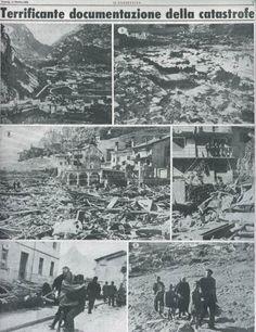 Disastro del VAJONT - 9 ottobre 1963
