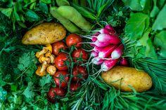 Frisches Gemüse - jeden Samstag beim Kitzbüheler Genußmarkt von 8-14 Uhr in der Innenstadt......