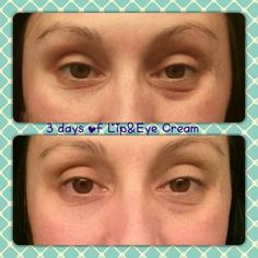 Lip&Eye Cream! Get rid of fine lines, wrinkles, and dark circles! ItWorks! karalcross.myitworks.com