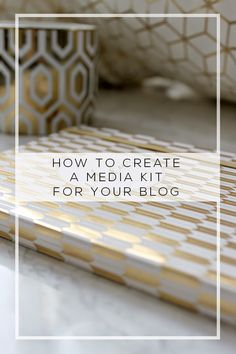 After over 4 years of blogging, a couple of months ago, I finally got my act together and created my own Media Kit for Swoon Worthy. And after doing quite a bit of research around the interwebs on how and why to create one, I thought it might be helpful to share with you what …