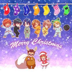 UtaPri ~~ Uta no☆prince-sama♪ christmas