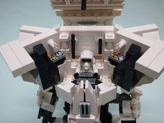 LEGO - Star Wars Scout Trooper Mech Suit