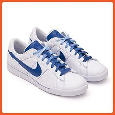 on sale 02dc1 f8fc5 Womens Nike Women s Tennis and Racquet Sports Shoes Classic SPColette 105  WhiteSport Royal   To view further for this item, visit the image link.