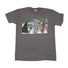 Abbey Road Star Wars T-Shirt