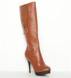 Whiskey High Heel Boots