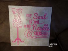 Cute idea for next quilt retreat!