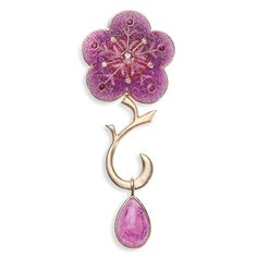 Grace Convertible Flower Pendant/Brooch - Le Sibille - Product Search - JCK Marketplace
