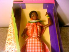 1993 Kenyan Barbie ~~Dolls of the World Collection~~ Special Edition~~ NIB!