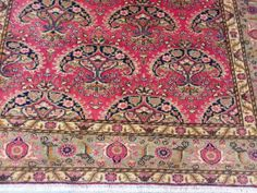 Old Persian Tabriz- very difficult to find.