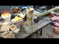 Artesanato Sustentável de Bambu