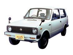 Mitsubishi Minica 73 '1972–73