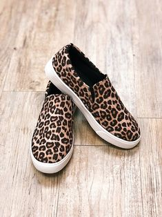 2e3bc133c25 10 Best Leopard slip on sneakers images