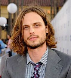 Long Casual Hair for Guys