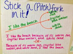 pitchforking -- answering Short-Answer Questions -- The Curly Classroom: My Anchor Holds