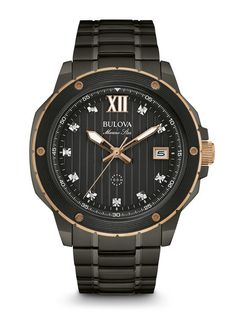 Father's Day Gift Idea: Bulova Marine Star Wrist Watch