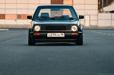 MK 2 Golf GTI