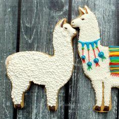 Alpaca and Llama