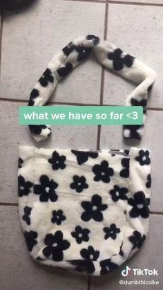 Sewing Clothes, Custom Clothes, Diy Clothes, Polaroid Decoration, Cute Tote Bags, How To Make Clothes, Aesthetic Iphone Wallpaper, Aesthetic Clothes, Fabric Patterns