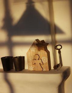 U nás na kopečku: vánoční pel mel Candle Sconces, Wall Lights, Candles, Christmas, Home Decor, Xmas, Appliques, Decoration Home, Room Decor