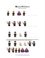 Lego Harry Potter Activities Unit