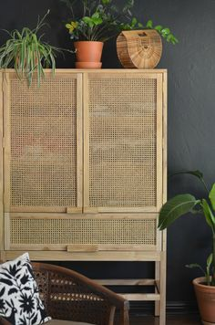 The Prettiest Storage Cabinet Ever | SG Style