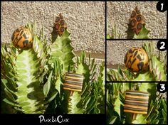 Anillos dorados,#fimo, #arcillapolimérica, #polymerclay, #handmade, #hechoamano, #artesanal, #artesanía
