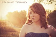 Trinity Bennett Photography- Senior pictures at sunset. Please go like my page- https://www.facebook.com/pages/Trinity-Bennett-Photography-and-Productions/201646339851533