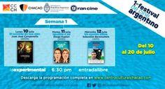 Centro Cultural Chacao será subsede del Festival de Cine Argentino http://crestametalica.com/centro-cultural-chacao-sera-subsede-del-festival-cine-argentino/ vía @crestametalica