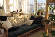 Nico - Bright Downtown Studio Apartment, centrally located, wrap around balcony, $148 per person, $37 per person per night, $94 security deposit
