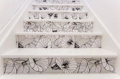 8 Ways to Decorate a Staircase
