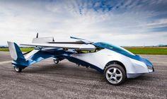 Aeromóvil 2,5 coche volador toma con éxito | wordlessTech