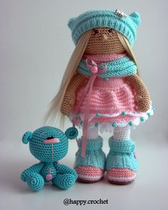 Amigurumi Crochet Tools : 1000+ images about Crochet dolls and other dolls on ...