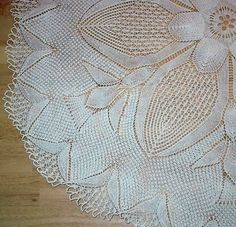 This is an all knit pattern! Amazing!