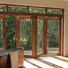 Interior Architecture, Interior And Exterior, Modern Conservatory, Exterior Front Doors, Tiny House Cabin, Mid Century House, House Goals, Future House, New Homes