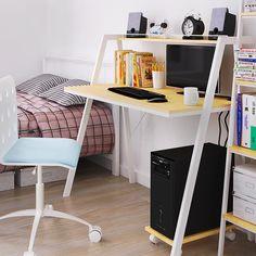 15+ DIY Computer Desk Ideas U0026 Tutorials For Home Office, #inspirational  #computer