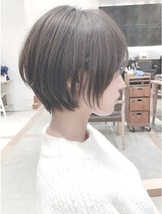 Pin on ヘア Short Wavey Hair, Short Hair Tomboy, Asian Short Hair, Asian Hair, Girl Short Hair, Short Hair Cuts For Women, Black Hair Japanese, Tomboy Hairstyles, Shot Hair Styles