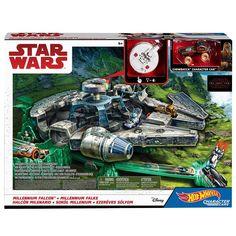#xmas #Christmas #Walmart Mexico - #Walmart Mexico Playset star wars hot wheels halcón milenario - AdoreWe.com